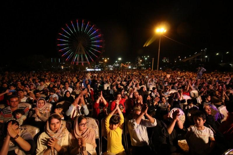 آیین اختتامیه جشنواره شهروندی  تابستان کرمان