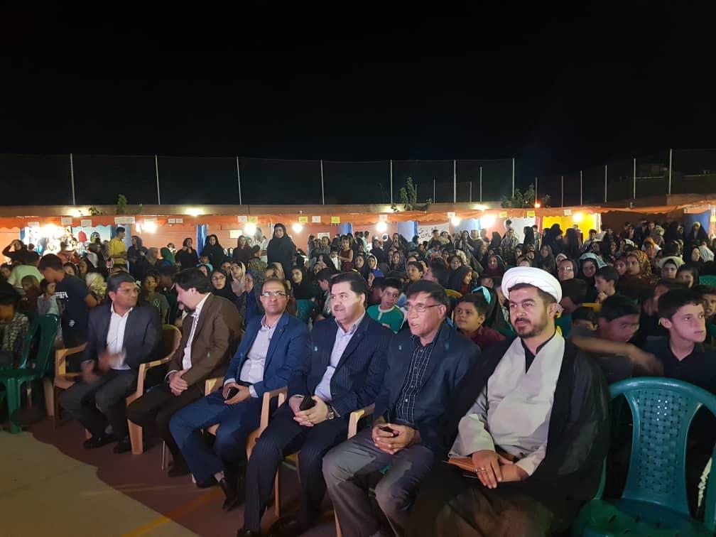 جُنگهای شبانه جشنواره فصل همدلی محله شهرک بنیهاشم