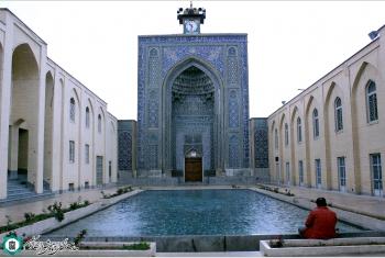 مسجد جامع مظفری